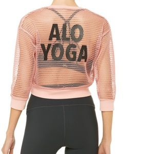 Sexy ALO Yoga top, size M